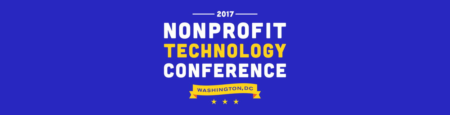 2017 Nonprofit Technology Conference