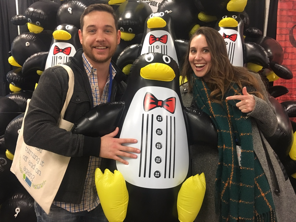 Our NTC Takeaways + New Penguin Friend