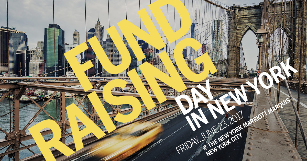 Fundraising Day New York 2017