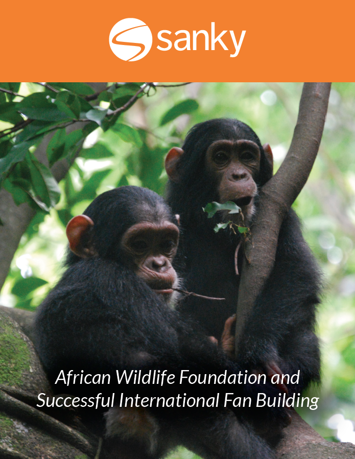 Case Study: African Wildlife Foundation and Successful International Fan Building